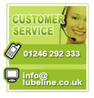 Lubeline Customer Service